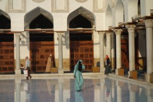 Al Azhar Moschee in Kairo
