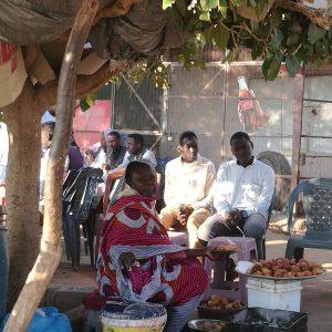 Sudanesisches Frühstück
