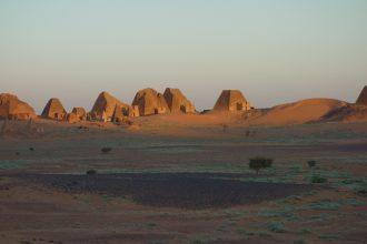 Meroe Pyramiden