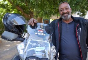 Sudan Biker