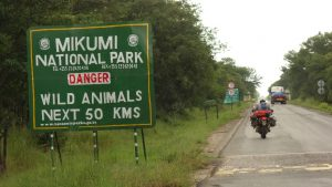 Mikumi Nationalpark