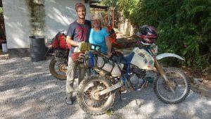 David mit DR 350